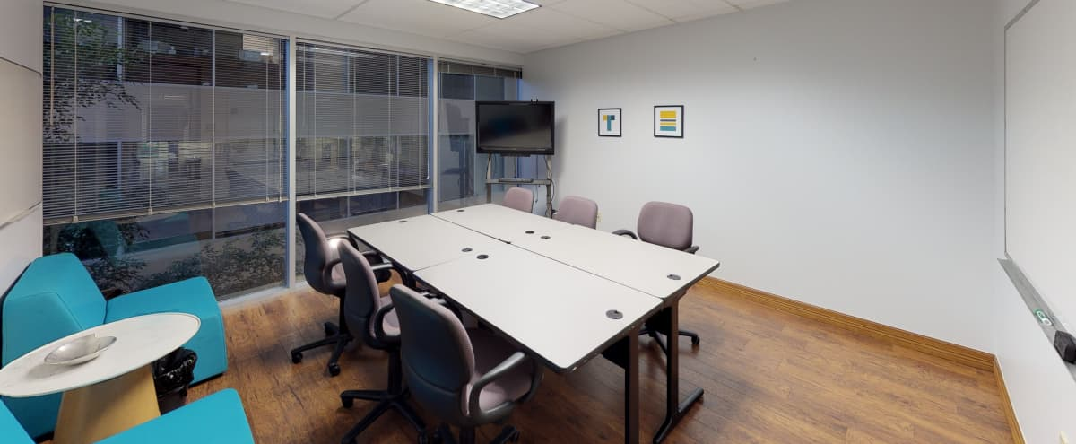 Off-Site Meeting Room Seats 8 in Austin Hero Image in North Crossing, Austin, TX