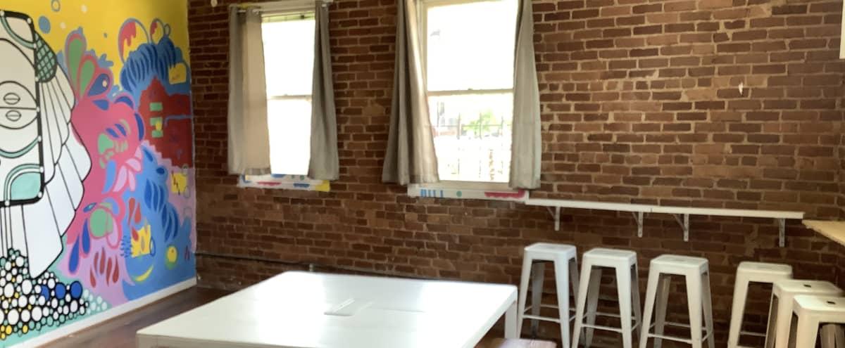Creative Downtown Event Space in Atlanta Hero Image in Sweet Auburn, Atlanta, GA
