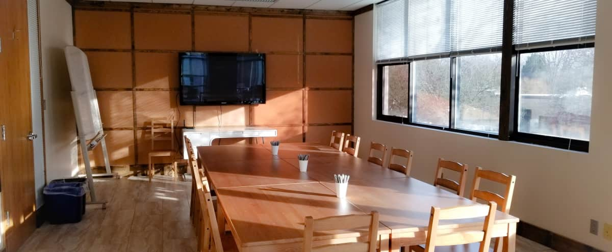 Affordable Private Meeting room /Classroom in Redmond Hero Image in Sammamish Valley, Redmond, WA