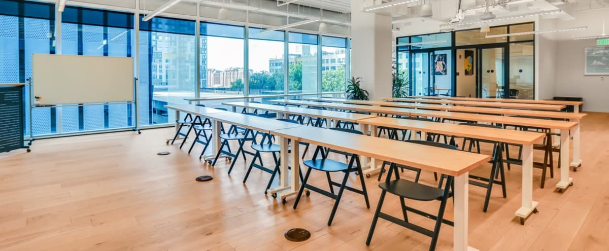 Bright and Airy Midtown Workshop Space with Amazing Amenities! in Atlanta Hero Image in Midtown, Atlanta, GA