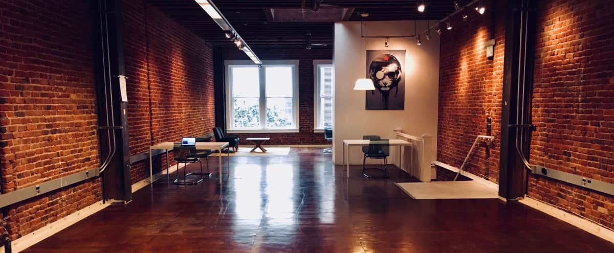NEW Unique Studio Space in Heart of the City in San Francisco Hero Image in South of Market, San Francisco, CA