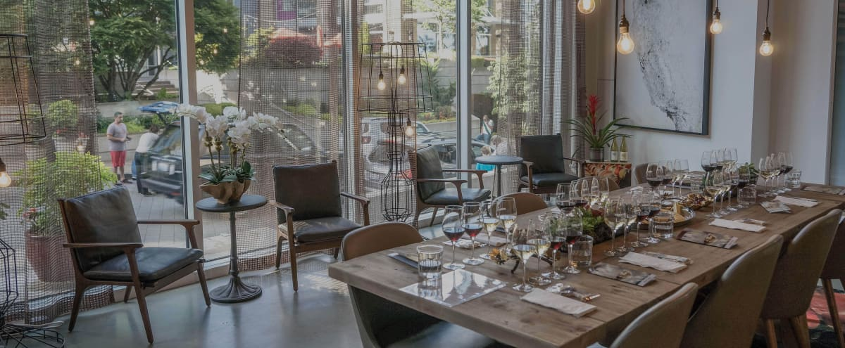 Elegant Wine Tasting Room Available for Film & Photo Production in Bellevue Hero Image in Northwest Bellevue, Bellevue, WA