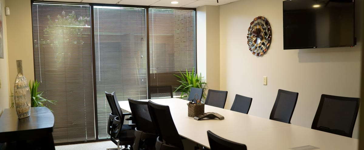 Professional Chic Large Conference Room in Stone Mountain Hero Image in undefined, Stone Mountain, GA