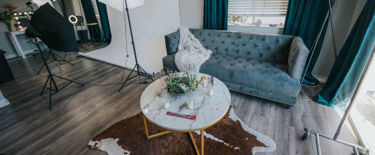 Melrose Hill Townhouse For Photoshoots and Events in Los Angeles Hero Image in Hollywood, Los Angeles, CA