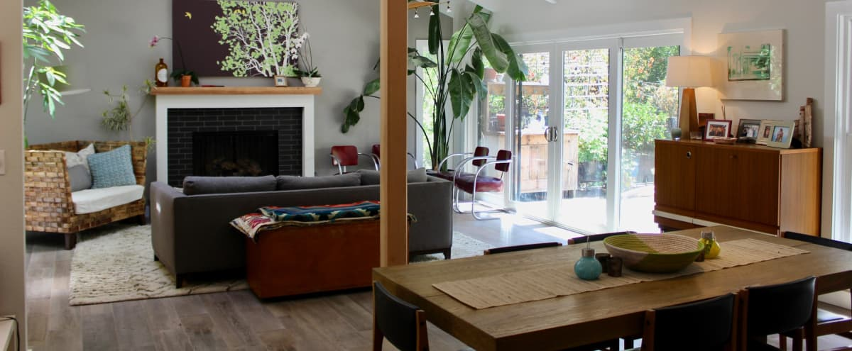 Film/Photo Location: Remodeled Home in an Oak Forest in Novato Hero Image in undefined, Novato, CA