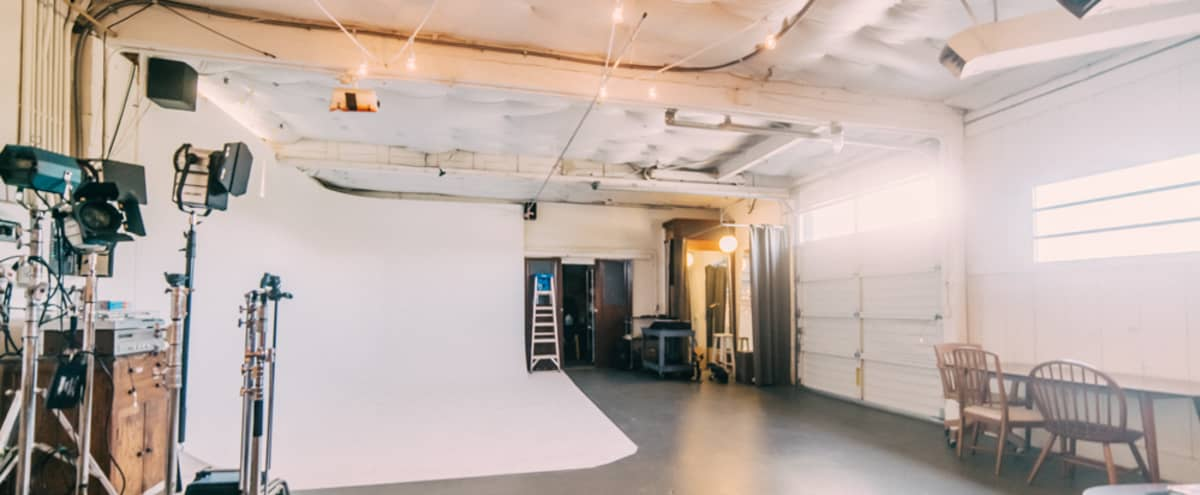 Production-Friendly Studio in Seattle Hero Image in Wallingford, Seattle, WA