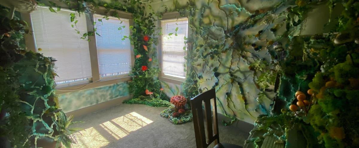 The Green House - Fantasy, Overgrown Indoor Garden Studio in Los Angeles Hero Image in Hollywood, Los Angeles, CA