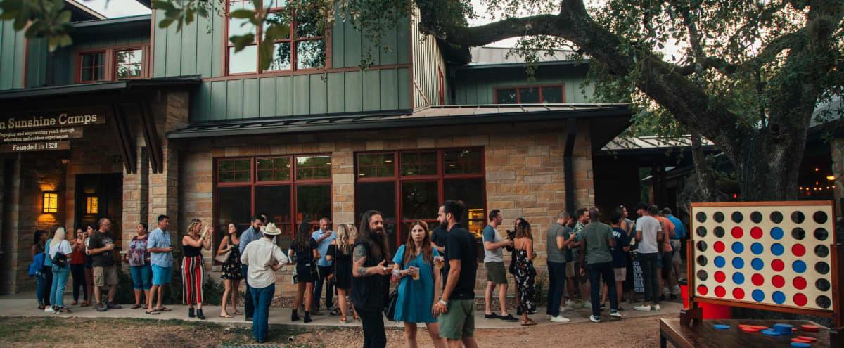 Indoor/Outdoor Event Space in Zilker Park in Austin Hero Image in Barton Hills, Austin, TX