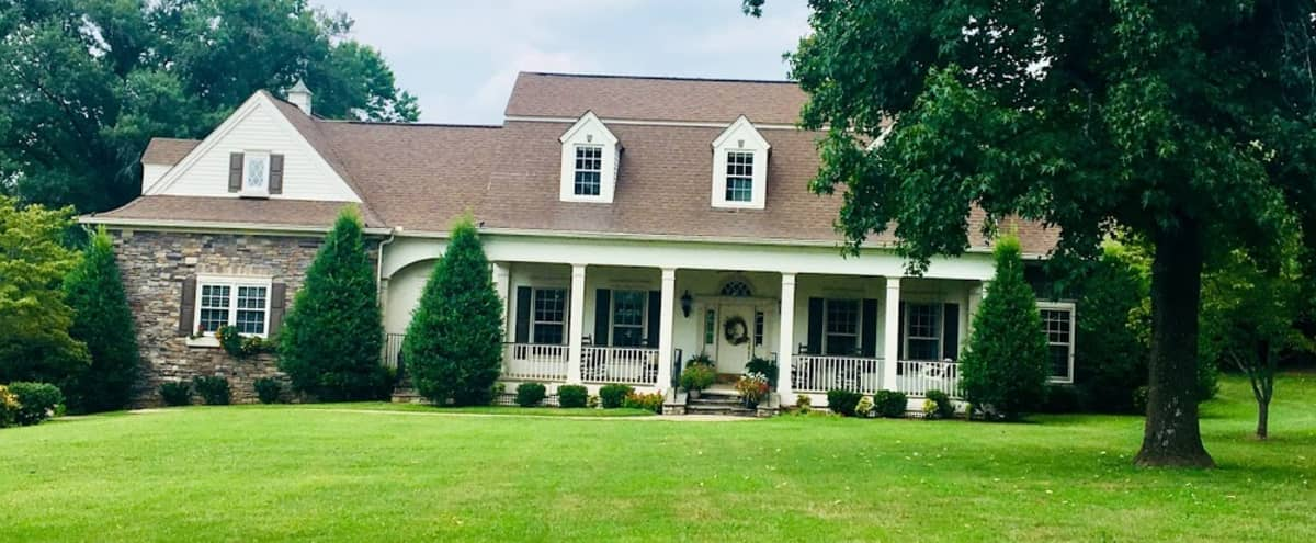 Charming Southern Home in Nashville Hero Image in undefined, Nashville, TN