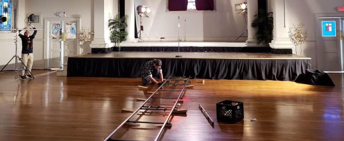 Circus & Acrobats Training School & Production Theater in Atlanta Hero Image in Grant Park, Atlanta, GA