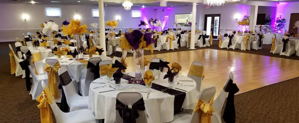 Elegant Banquet Hall Style Event Space in Westland Hero Image in undefined, Westland, MI