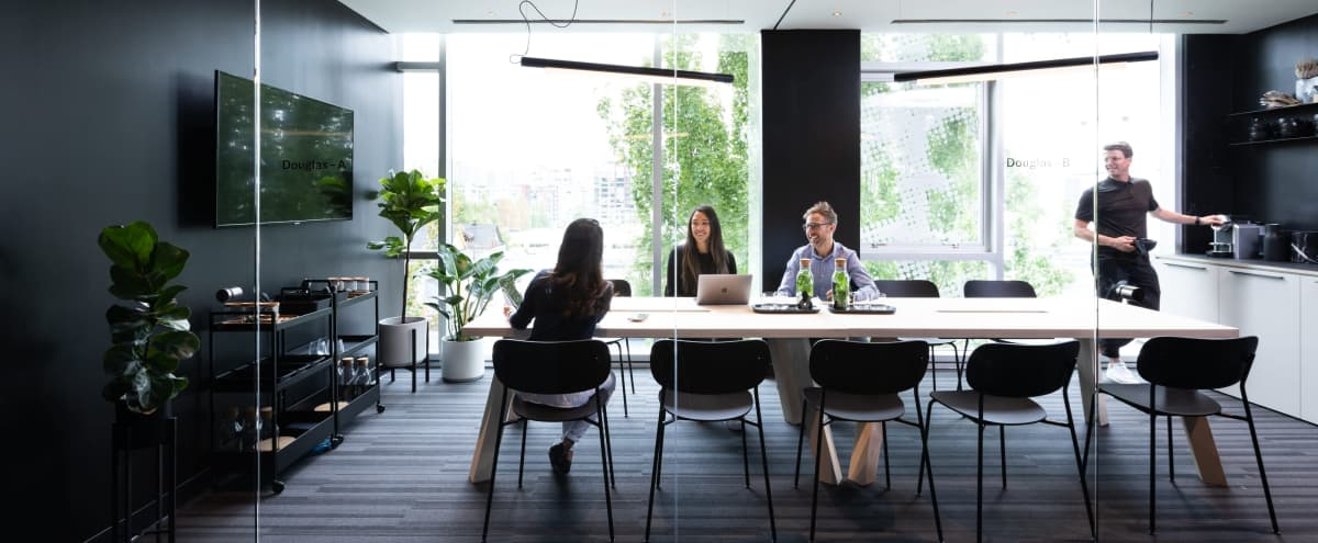 North Meeting Room with City View in Vancouver Hero Image in East Vancouver, Vancouver, BC