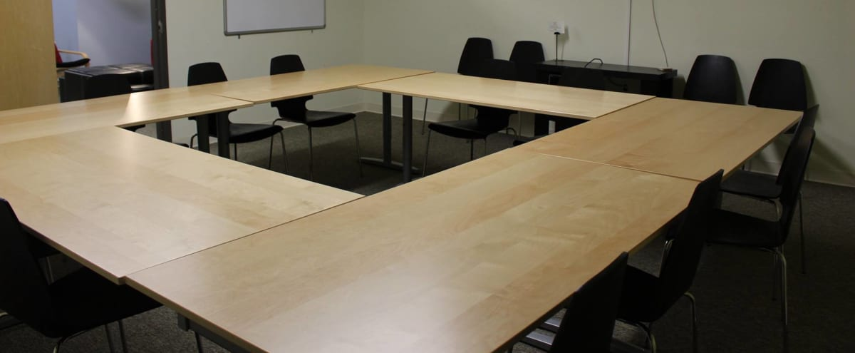 Versatile Conference Room in Downtown Decatur in Decatur Hero Image in Great Lakes, Decatur, GA