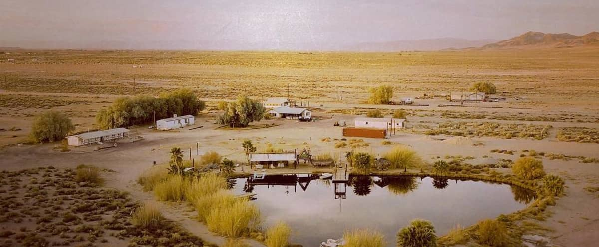Tranquil High Desert Ranch with Private Lake in Newberry Springs Hero Image in undefined, Newberry Springs, CA