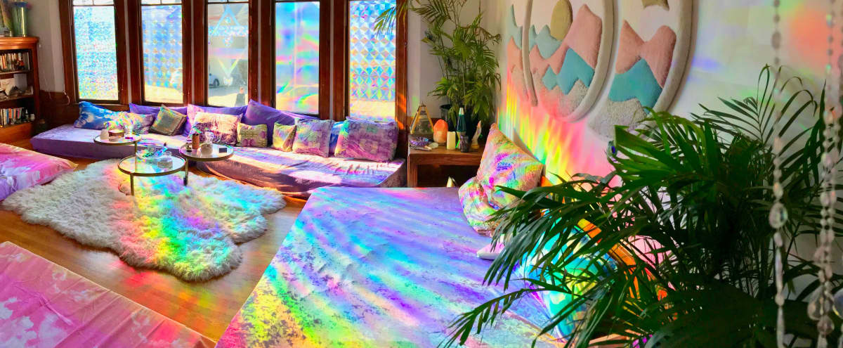Magical Rainbow Sanctuary by the Beach in San Francisco Hero Image in Outer Richmond, San Francisco, CA