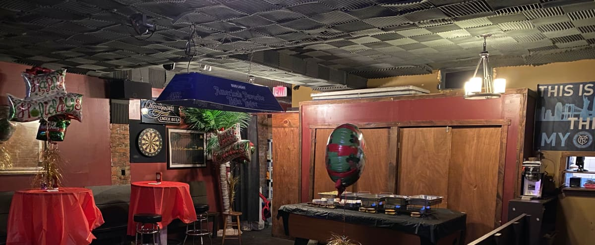 Event Space / Bar Backroom in new york Hero Image in Hamilton Heights, new york, NY