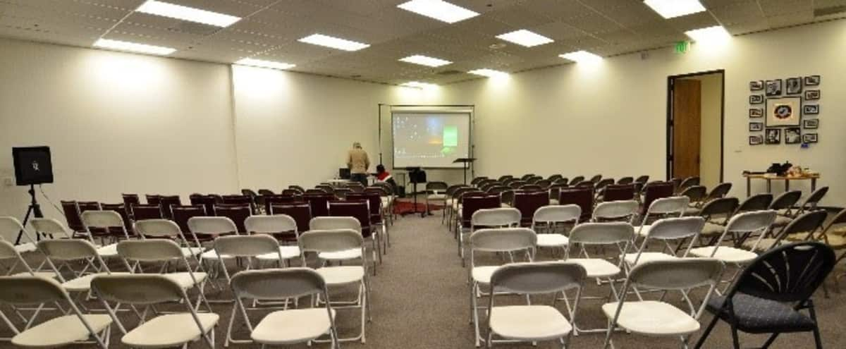 Spacious Multipurpose Conference Hall (full AV) in Milpitas Hero Image in undefined, Milpitas, CA