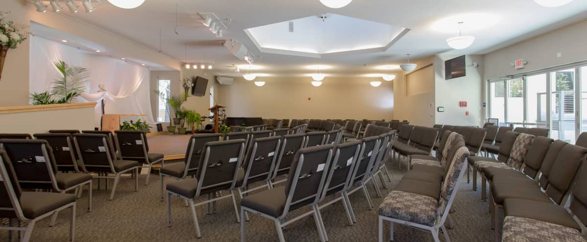Spacious and Gracious Multi-Space Venue in Walnut Creek Hero Image in undefined, Walnut Creek, CA