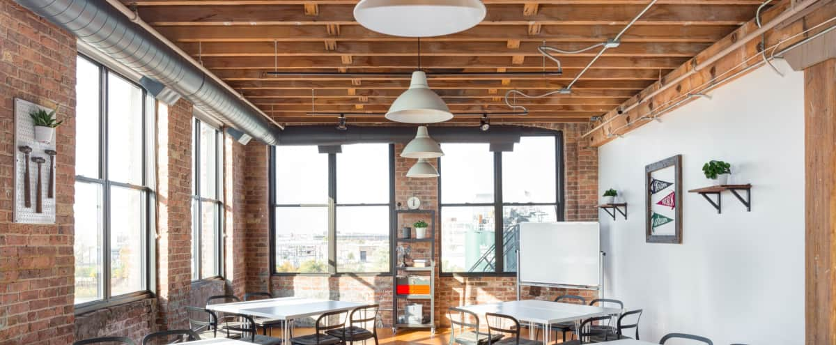 Offsite-Ready, Industrial Loft Close to the Loop in Chicago Hero Image in West Town, Chicago, IL