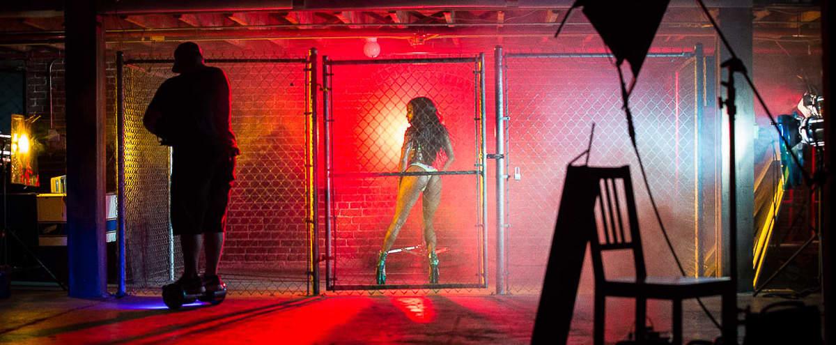 Underground Warehouse Cage | WarehouseLA in Los Angeles Hero Image in Central LA, Los Angeles, CA