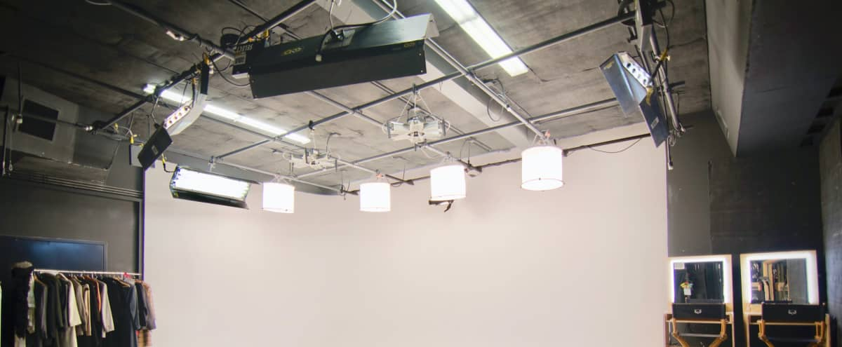 Sound Stage w Cyclorama and DMX Grid in Oceanside Hero Image in Townsite, Oceanside, CA