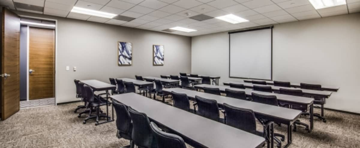 30 Person Training Room - Projector - The Woodlands in The Woodlands Hero Image in undefined, The Woodlands, TX