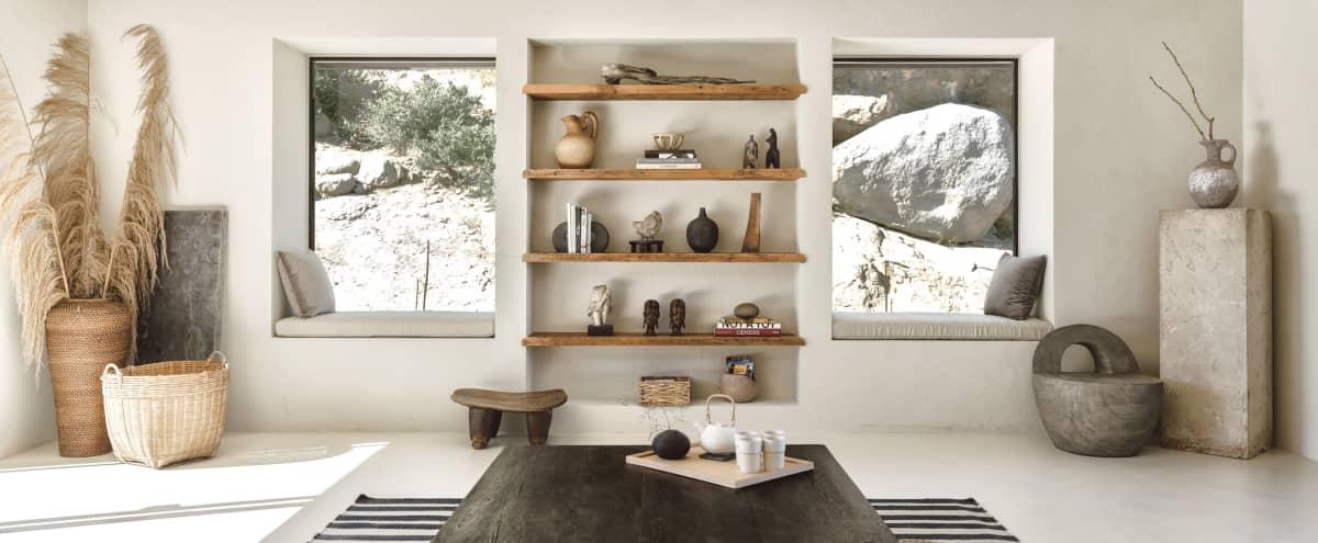 Villa Kuro - A Serene and Minimal Desert Hideaway in Joshua Tree Hero Image in undefined, Joshua Tree, CA