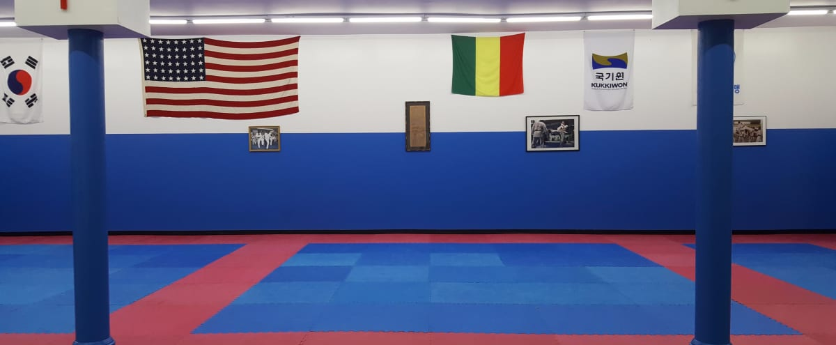 Spacious Harlem Martial Arts Studio in New York Hero Image in Upper Manhattan, New York, NY