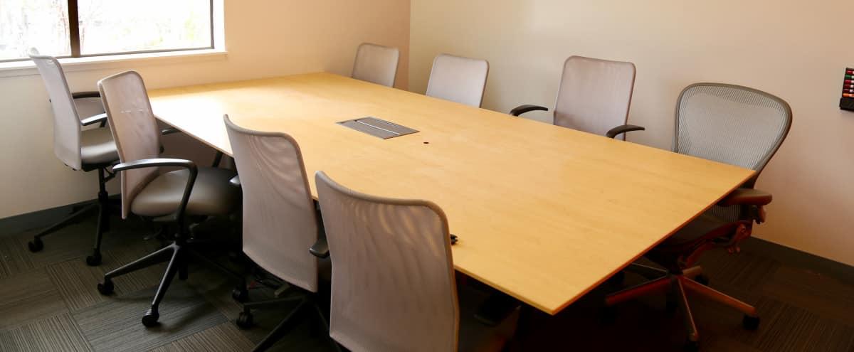 Medium Meeting Room for 8-10 people in San Mateo in San Mateo Hero Image in East San Mateo, San Mateo, CA