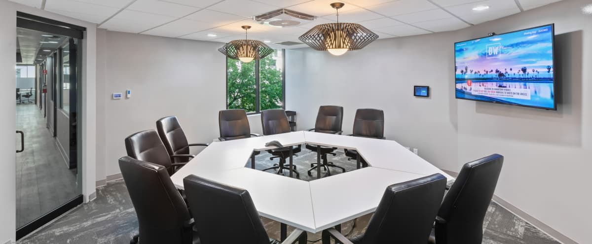 Stylish Conference Room   M5 in San Diego Hero Image in Downtown San Diego, San Diego, CA