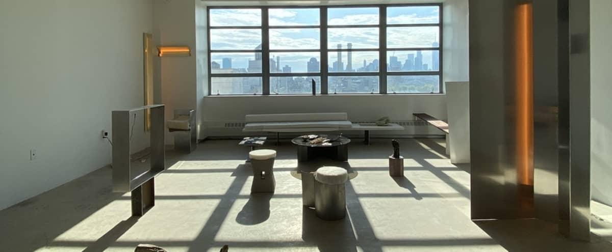 Industrial Artist Loft for Creative Events in brooklyn Hero Image in Brooklyn Navy Yard, brooklyn, NY