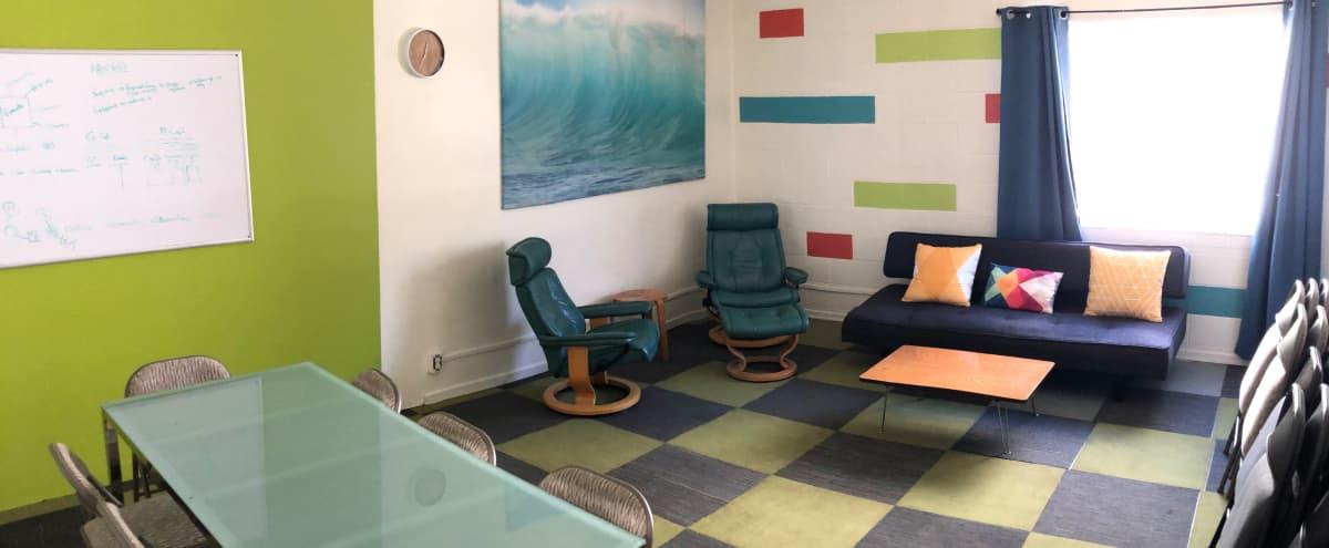Friendly Mid Century Modern Meeting Room in Santa Monica Hero Image in Downtown, Santa Monica, CA