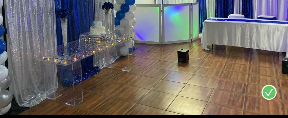 Urban ,dance hall,roomy in Queens Hero Image in South Ozone Park, Queens, NY