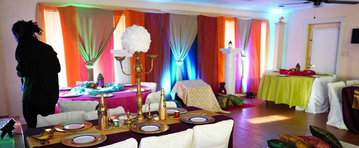 Private House Styled Venue in Atlanta Hero Image in Cliftondale, Atlanta, GA