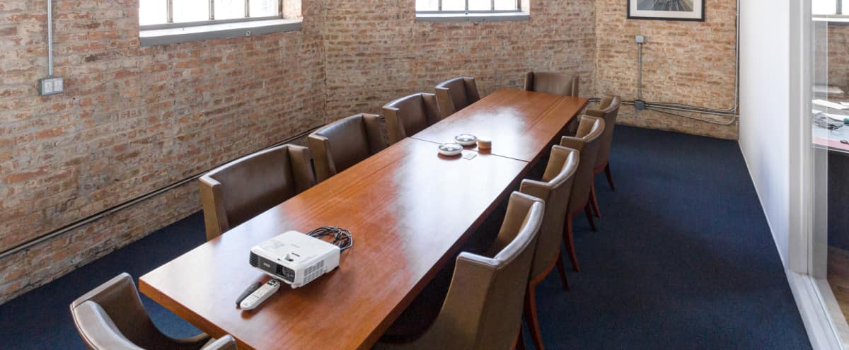 Historic Motor Row Loft Training, Meeting, and Conference Space in Chicago Hero Image in South Loop, Chicago, IL