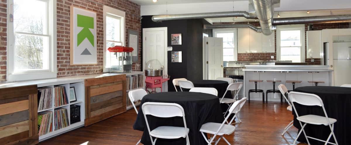 Midtown 2 Story & Loft Meeting Space in Atlanta Hero Image in Virginia Highland, Atlanta, GA