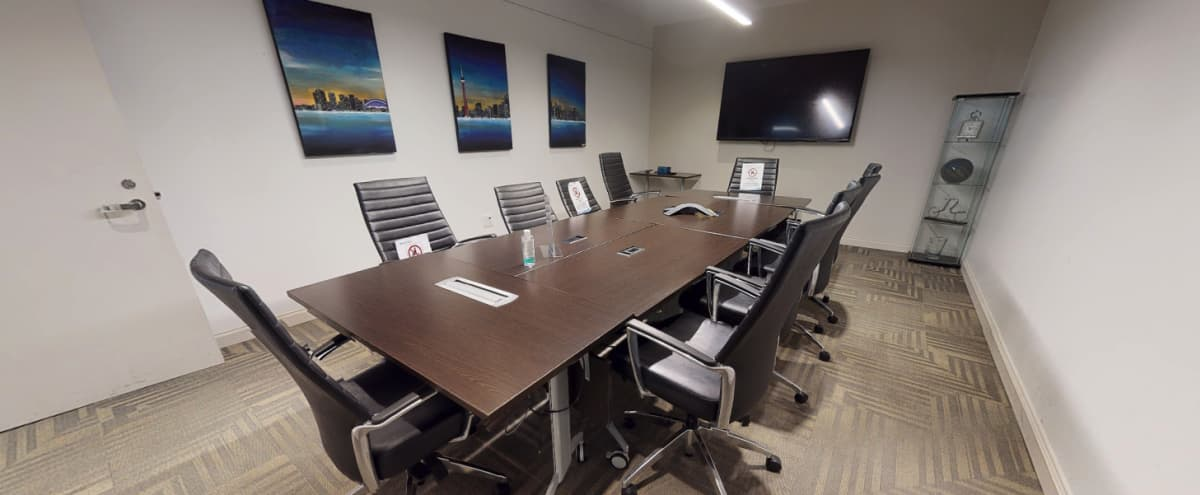 Premier Meeting Space in Eaton Centre in Toronto Hero Image in Downtown Yonge, Toronto, ON