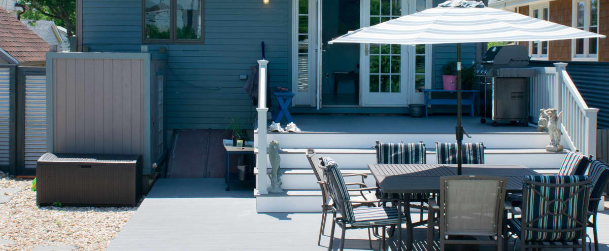 Newly Renovated Bay Block House in Neponsit Hero Image in Neponsit, Neponsit, NY