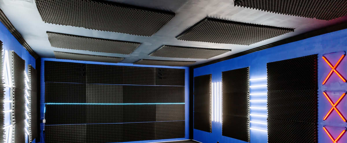 Pro III - Soundproof stage in Los Angeles Hero Image in Downtown, Los Angeles, CA
