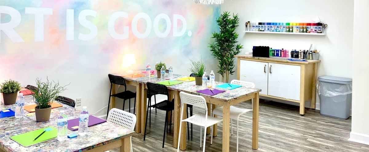 Ambient Cozy Fairfield County Meeting/ Workroom in Westport Hero Image in undefined, Westport, CT