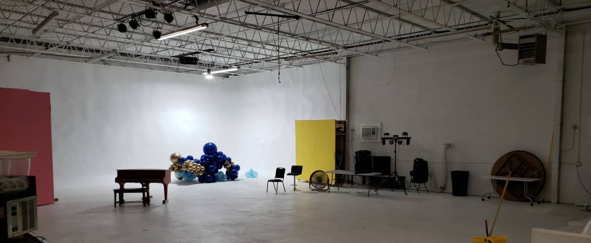 Creative Production Space with Movable Walls in Grand Prairie Hero Image in undefined, Grand Prairie, TX