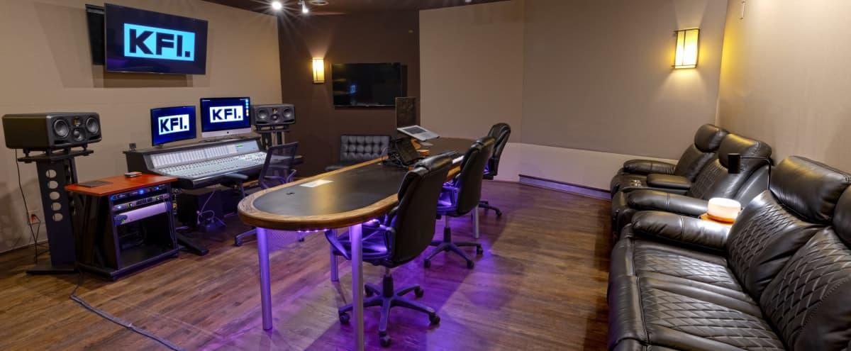 Recording Studio A in Dallas Hero Image in Bryan Place, Dallas, TX