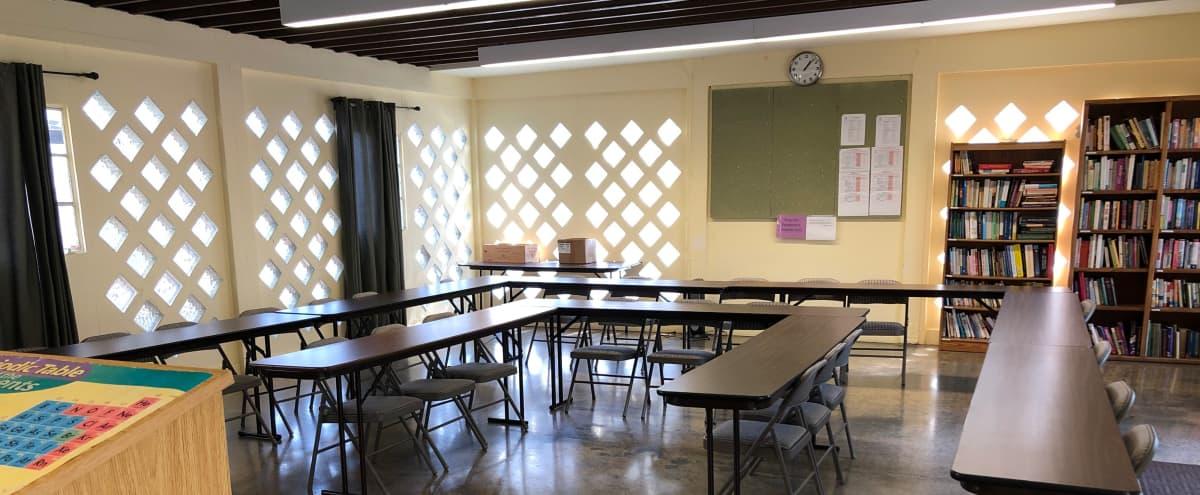 Large Classroom with Kitchenette in Berkeley Hero Image in Northwest Berkeley, Berkeley, CA