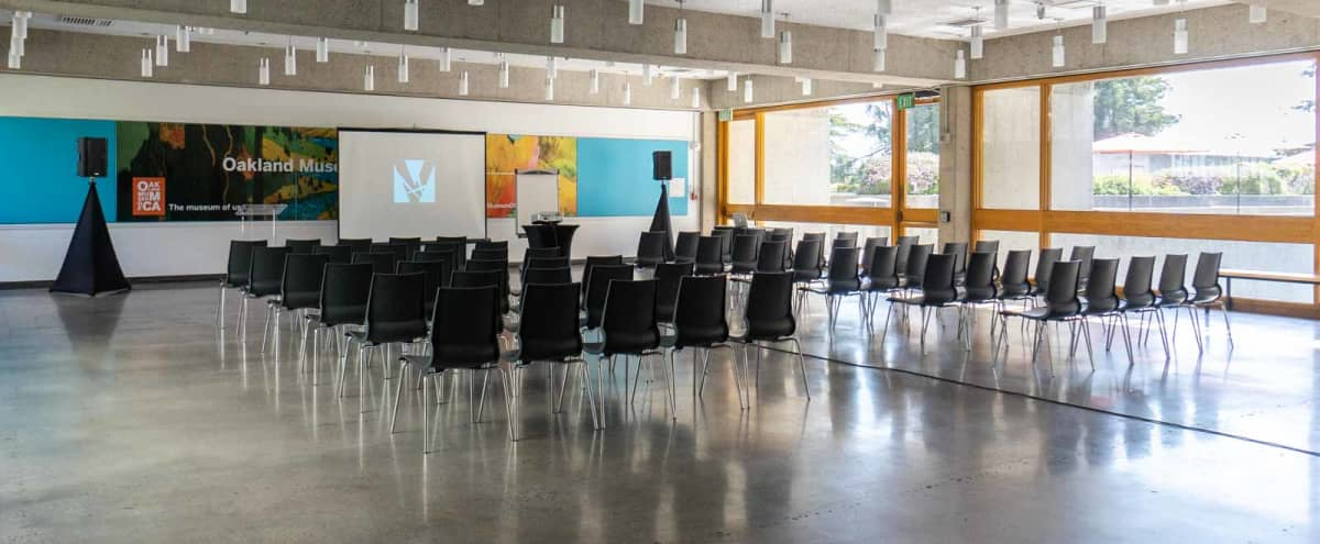 Mid-Century Modern Meeting Space | Oakland in Oakland Hero Image in Downtown Oakland, Oakland, CA