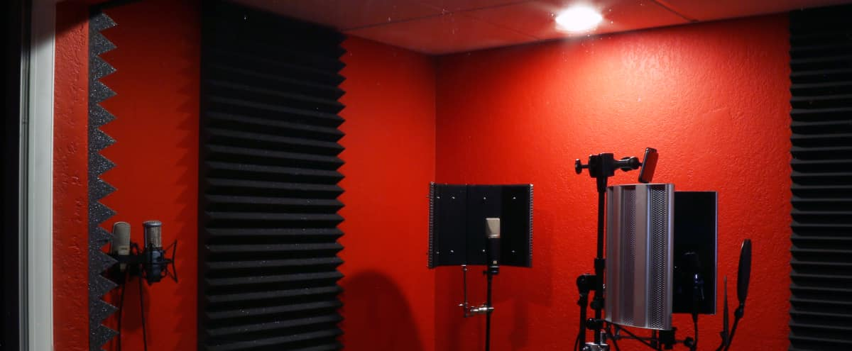 Creative Audio Recording Space in Sacramento Hero Image in undefined, Sacramento, CA