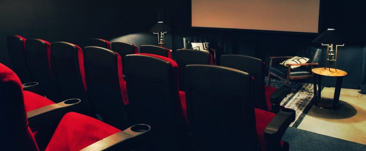 Stylish Venue with Private 4K Theater in Los Angeles Hero Image in Northeast Los Angeles, Los Angeles, CA