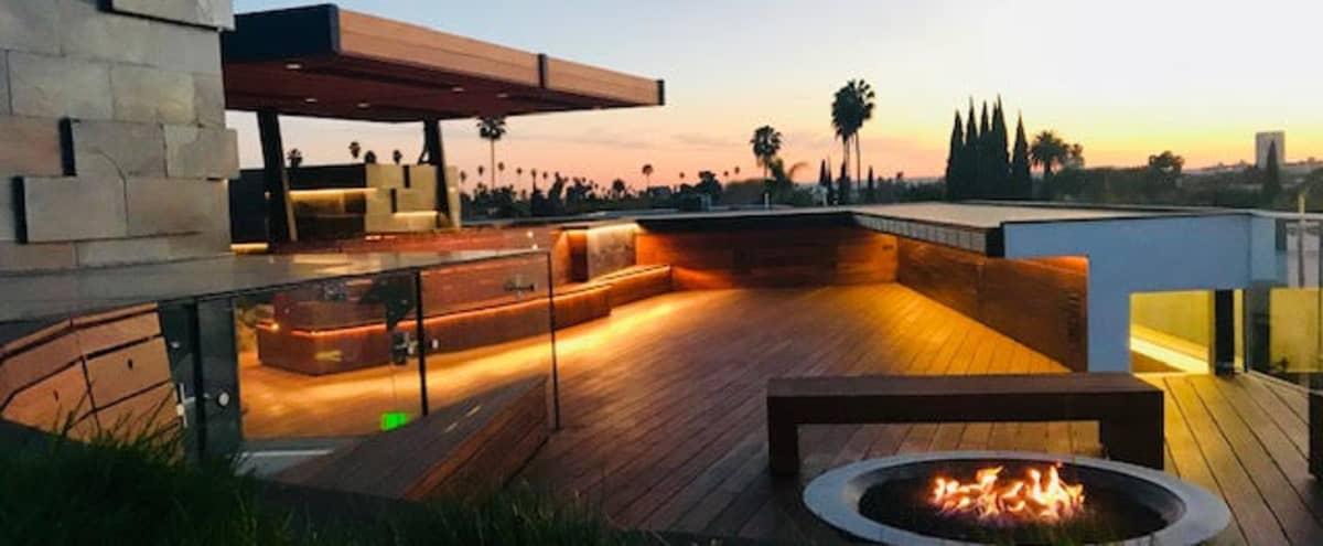 Heart of Hollywood Rooftop in Los Angeles Hero Image in Melrose, Los Angeles, CA