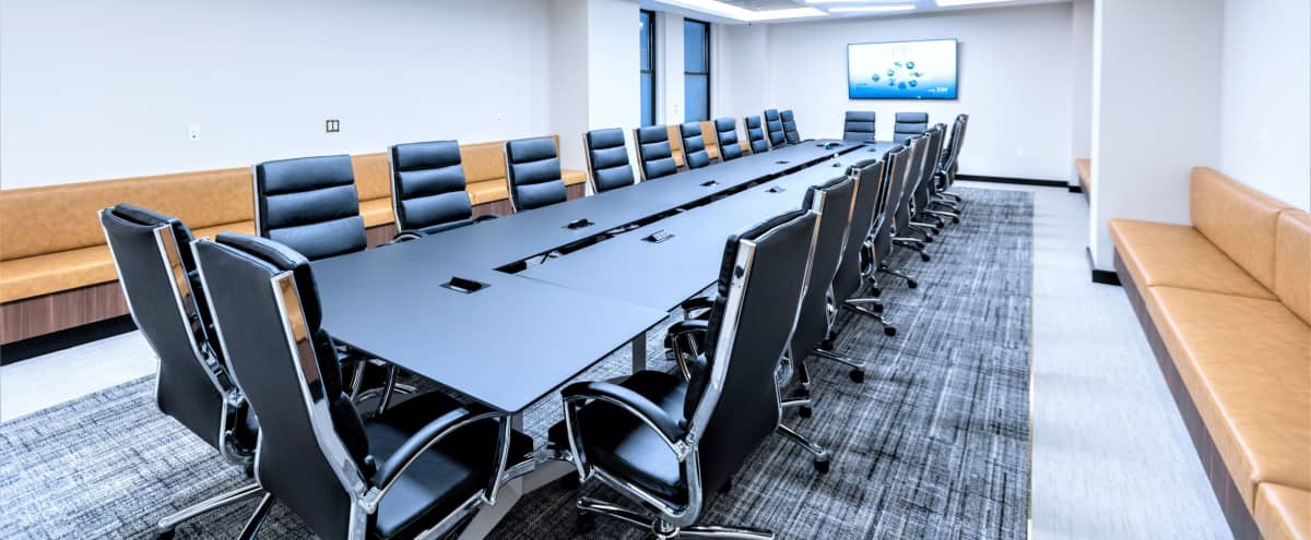 20% OFF- Stunning Brand New Meeting Space-up to 50 PPL - Plaza District - 20% OFF in New York Hero Image in Midtown Manhattan, New York, NY