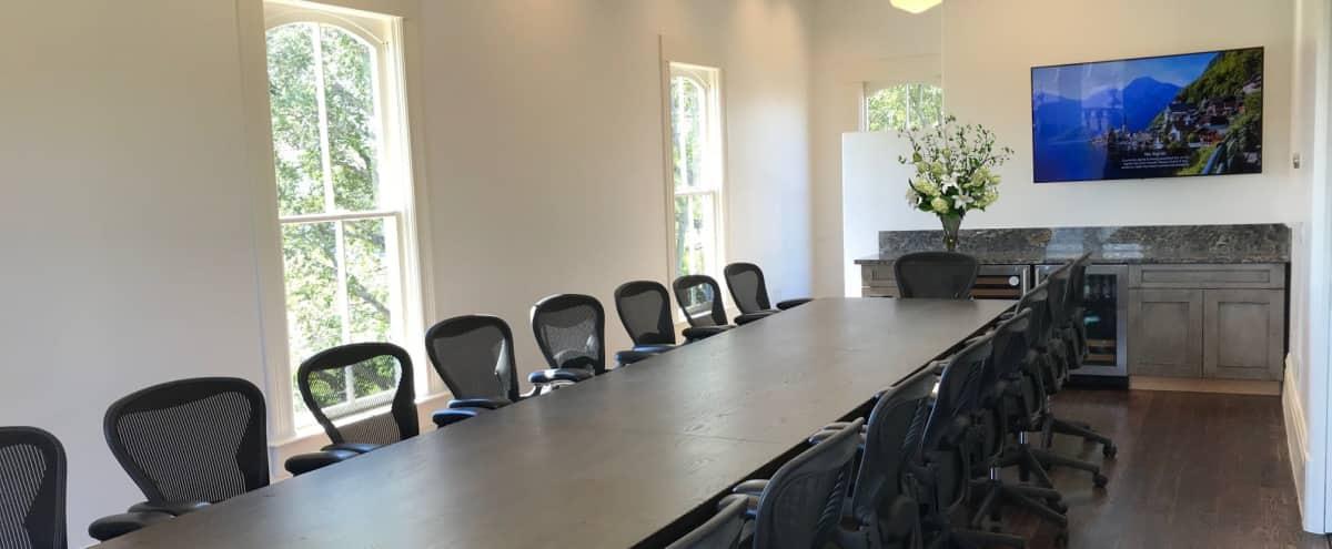 Retreat in Historic Napa Building Executive Boardroom with Shuffleboard in Napa Hero Image in undefined, Napa, CA