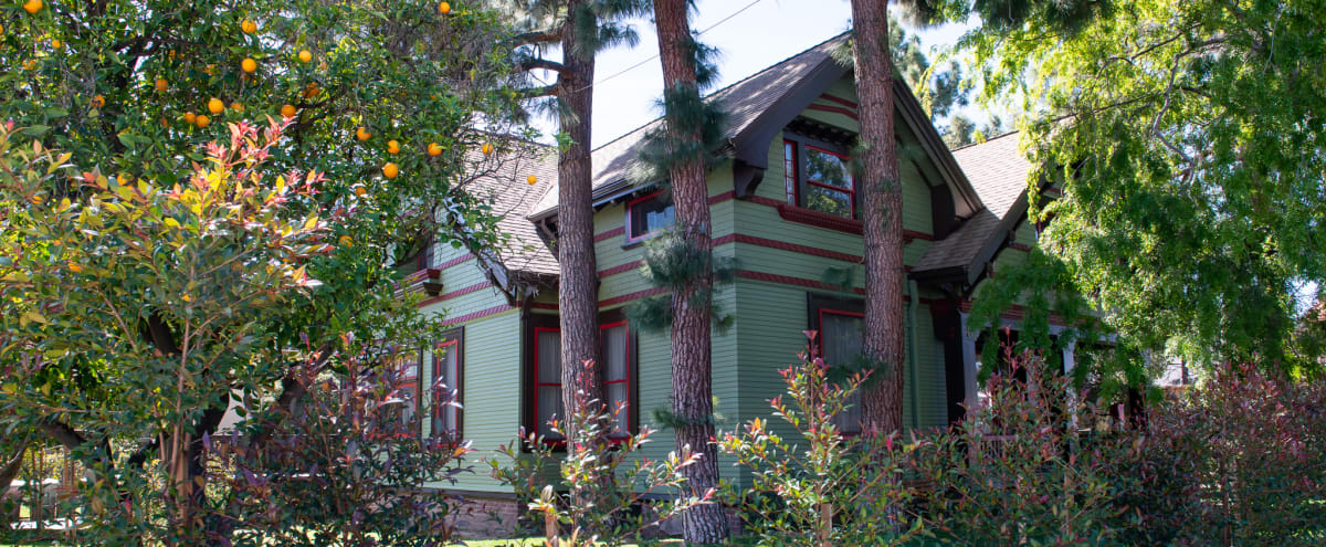 Historic Victorian House with Basement and Curiosities in GLENDALE Hero Image in Citrus Grove, GLENDALE, CA